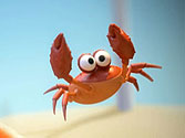 Image of Disney Crab