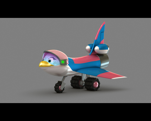 space racers characters keytoon animation studio